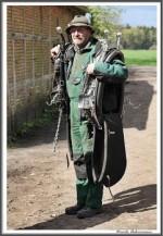 Pfluegen Mit Pferden Bei Peter Hagel  Riepe 290417 Peter IMG 9328