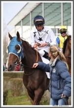 Bremer Galopprennen Mit Shetty 300318 Limari Mit Jockey Michael Cadeddu IMG 0495