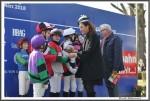 Bremer Galopprennen Mit Shetty 300318 Shetty Zack Vorbei Das Rennen Siegerehrung IMG 0703