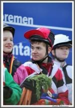 Bremer Galopprennen Mit Shetty 300318 Shetty Zack Vorbei Das Rennen Siegerehrung IMG 0715